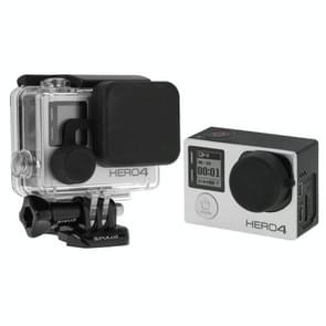 Lensdop en afdek kap voor GoPro HERO 4 Session  / 4 / 3 + / 3