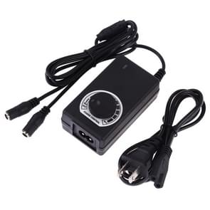 PULUZ Constant Current LED Power Supply Power Adapter for 40cm Studio Tent  AC 110-240V to DC 12V 2A  (US Plug)