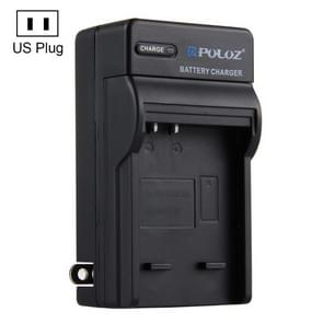 PULUZ VS Plug batterijlader voor Fujifilm NP-70 Panasonic DB-60 (S005) batterij