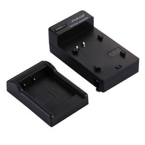 PULUZ VS Plug batterijlader voor CASIO NP-110 batterij