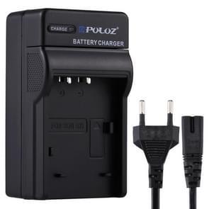 PULUZ EU Plug batterijlader met kabel voor Sony BX1 accu