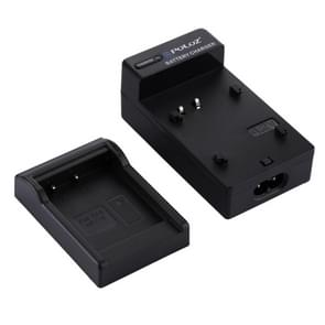 PULUZ EU Plug acculader met kabel voor Casio NP-110 batterij