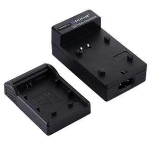 PULUZ EU Plug acculader met kabel voor Sony NP-FW50 batterij