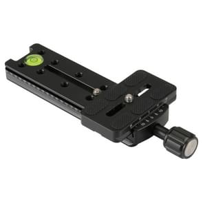 PULUZ FNR-140 Multi-Purpose 140mm Rail Nodal Slide Quick Release Plate