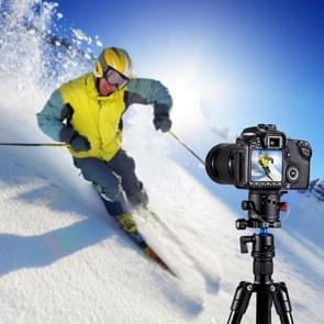 PULUZ aluminiumlegering panoramisch Indexing Rotator bal hoofd voor Camera Tripod Head