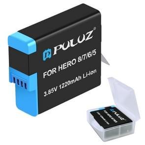 PULUZ voor GoPro HERO8 /7 /6 /5 3.85V 1220mAh Li-ion Batterij