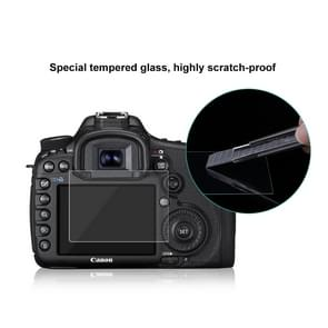 PULUZ 2.5D 9H Tempered Glass Film for Canon 5D Mark III  Compatible with Olympus SH50  Pentax K3 / K3II / 645Z  Sony HX7 / HX9 / HX100 / WX9 / HX30 / HX200 / W670 / W630 / WX100