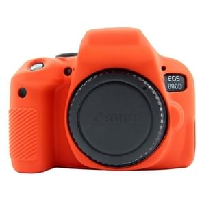 PULUZ zachte siliconen beschermhoes voor Canon EOS 800D