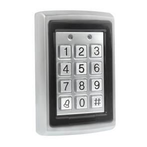 Standalone toetsenblok toegangscontrolesysteem (7612)