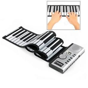 Datopal 61 toets Roll Up zacht toetsenbord Piano MIDI