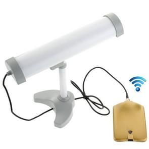 LF - 8500000G 2.4GHz 6000mw 802.11b / g 54Mbps USB 2.0 draadloze WiFi netwerkadapter  30dBi Gain-antenne  Support netwerk Decoder