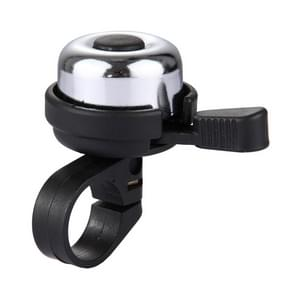 Mini Aluminum Alloy Bicycle Bell Ring(Black)