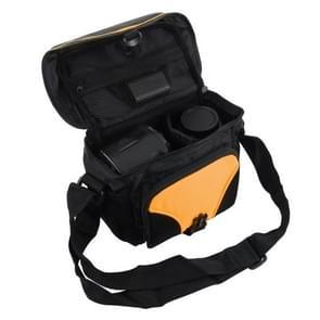 Draagbare digitale cameratas met riem