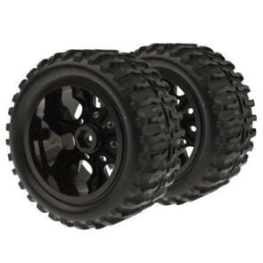 1:10 rubber spons Racing RC auto Monster Bigfoot band wiel voor RC Model ingesteld  4 stk in één verpakking  de prijs is voor 4 stuks