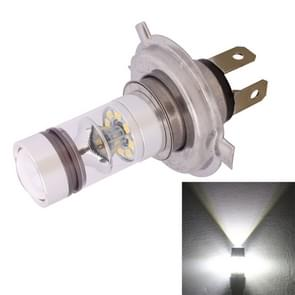 H4 850LM P43T 100W LED wit licht auto voorzijde koplampen / overdag lopen licht / drijvende Lamp lamp  DC 12-24V