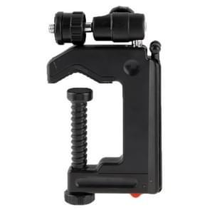 Multifunctioneel opvouwbaar Statief Portable Tripod voor Mini Digitale Camera (zwart)