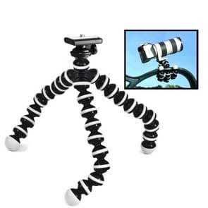Flexible Grip Digital Camera Tripod (Max Weight Load: 2kgs )(Black)