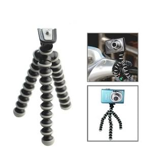 Flexible Grip Camera Tripod  for Mini Digital Camera(Black)