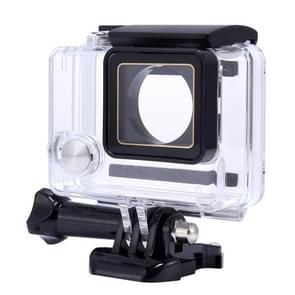 Dazzne DZ-307 vervangende Behuizing Waterdicht hoes / case voor GoPro Hero 4 / 3+ (transparant)