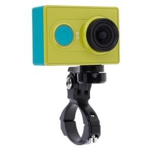 Fietsstuurhouder met Connector Mount voor Xiaomi Yi Sport Camera(zwart)