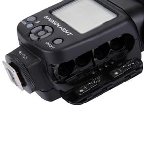 Triopo TR-950 Flitser Speedlite voor Canon / Nikon / Pentax / Olympus DSLR Camera