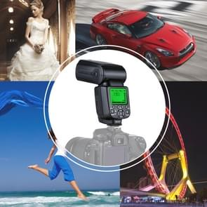 Triopo TR-960iii Flitser Speedlite voor Canon / Nikon / Pentax / Olympus DSLR Camera