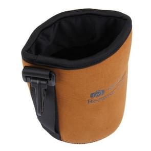 NEOpine Universele Vochtwerende Neopreen Camera Lens Opbergtas voor Canon / Nikon / Sony Camera  Afmeting: 17 x 9.8 cm (L)