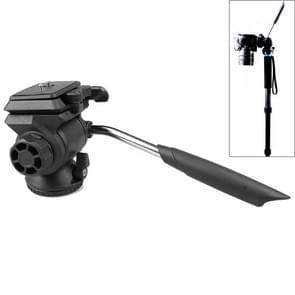 Gedempte Statiefkop voor Video Opname met Camera (Q111)