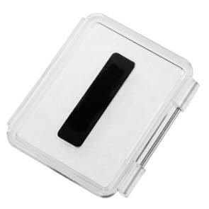 Drijvende spons Waterdicht hoes / Backdoor met 3M Sticker + Veiligheidslijn voor GoPro Hero 4 / 3+