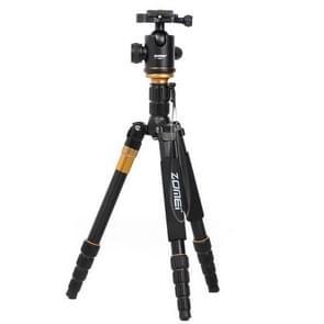 ZOMEI Z699 Professioneel Portable Statief Aluminium Tripod Monopod Standaard met Balhoofd  voor Digitale Camera