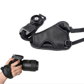Hand Grip zacht PU leren Polsriem voor Nikon Canon Sony Camera
