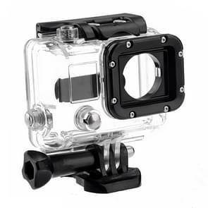 Skelet beschermings Behuizing zonder Lens voor GoPro HERO 3, Open Zijde voor FPV, zonder kabel