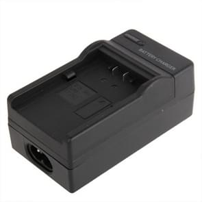 Digital Camera Battery Car Charger for Panasonic VBN130 / D54S Lithium Battery(Black)