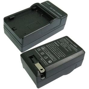 Digital Camera Battery Charger for OLYMPUS BLM1(Black)