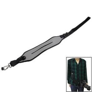 antislip elastisch neopreen snelle sling riem voor camera (grijs)