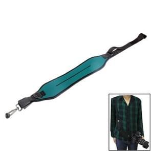 antislip elastisch neopreen snelle sling riem voor camera (diepgroene)