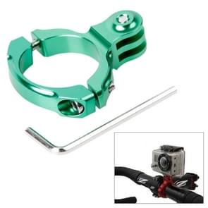TMC HR87 Bike Aluminum Handle Bar Standard Mount for GoPro HERO6 /5 Session /5 /4 Session /4 /3+ /3 /2 /1  Xiaoyi Sport Cameras(Green)