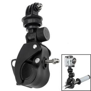 ST-93 universele fietshouder Clip voor GoPro HERO 6 / 5 / 4 / 3+ / 3 / 2 / 1 (zwart)