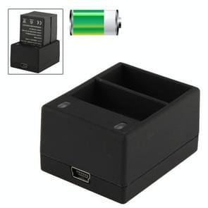 USB Dubbele reislader voor GoPro Hero 3+ / Hero 3 AHBBP-301 / 302 batterij / accu