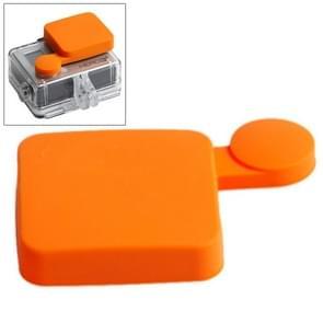 TMC siliconen Stop voor GoPro Hero 4 / 3+ (Oranje)