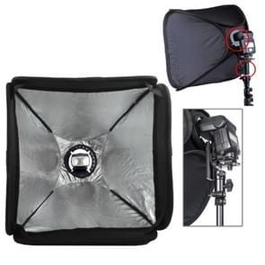 40cm Flash Folding Soft Box with Flash light Holder (EB-040)(Black)