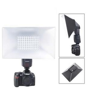 Folding Flash Soft Diffuser (NG-280)  280mm x180mm x120mm (Black)