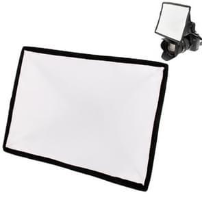 Flash Diffuser  Size: 30 x 20cm