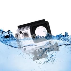 Onderwater Behuizing Waterdicht hoes / case beschermings Kits voor Lensdop voor SJCAM SJ5000 / SJ5000 Plus / SJ5000 WiFi
