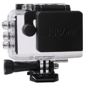 Beschermings Camera Lens Cap + Behuizing hoes / case Set voor SJCAM SJ5000 / SJ5000 Plus / SJ5000 WiFi