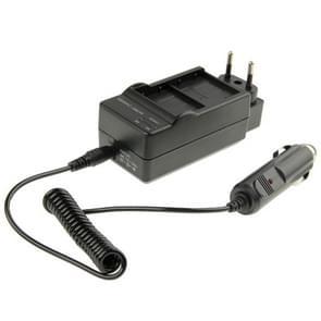 3 In 1 Digitale Camera Constante stroom en constante spanning bescherming Autolader voor GoPro HERO 3+ / 3 AHDBT-201 / AHDBT-301 (EU-stekker)