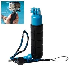 TMC Light Gewicht Grip voor HERO 4/5 SESSION / (2018) 7 / 6 / 5 / 4 / 3+ / 3 / 2 / 1 / 2, HR203 (blauw)