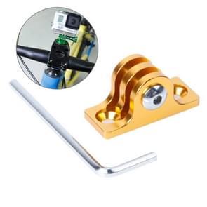 TMC-Houder Adapter voor GoPro HERO (2018) 7 / 6 / 5 / 4 / 3+ / 3 / 2 / 1 (Goud)