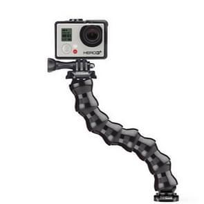 TMC 7 JOINT 360 graden draaibaar Verstelbare Hals voor GoPro HERO (2018) 7 / 6 / 5 / 4 / 3+ / 3 / 2 / 1 Flex Montageklem
