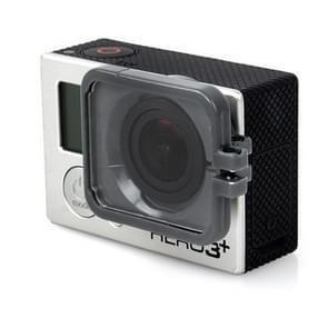 TMC Lens Anti-exposure beschermkap voor GoPro Hero 4 / 3+ (grijs)